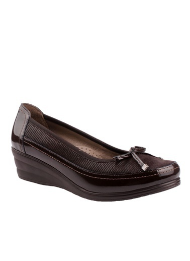 Elizabeth Ayakkabı Kahve